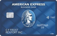 AMERICAN EXPRESS - BUSINESS CASH