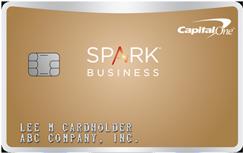 SPARK BUSINESS - CAPITAL ONE